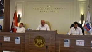 Kemalpaşa'da Pandemi Sonrası İlk Meclis Yapıldı