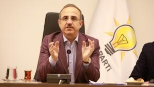 """AK Parti İzmir İl Başkanı Kerem Ali Sürekli; """"İzmir'e su sınavıyla eziyet!"""""""