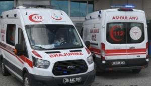 Kars'ta yıldırım düştü 1 kişi hayatını kaybetti