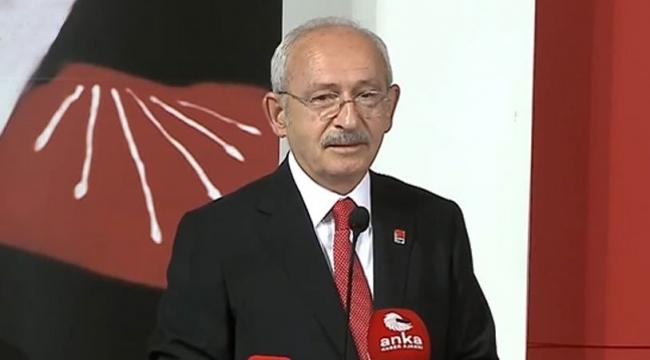 Kılıçdaroğlu; Bizi bölmek, parçalamak isteyecekler