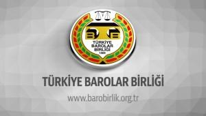 Türkiye Barolar Birliği 51 Yaşında
