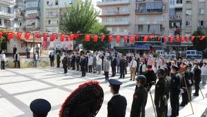 Balçova'da Gaziler Günü Kutlandı