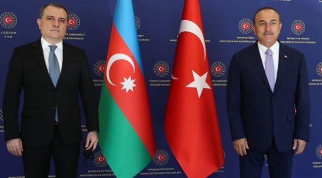 Çavuşoğlu'ndan Azerbaycan açıklaması: Artık bu meseleyi kökünden çözmek istiyoruz