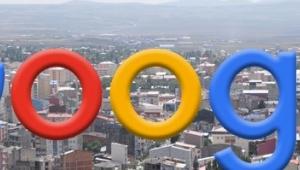 Google Kars'ı köy yaptı!