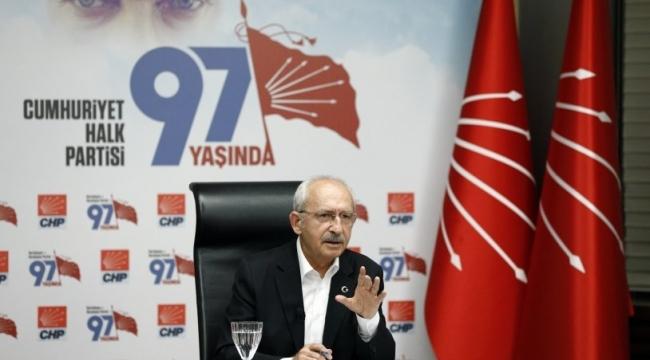 Kılıçdaroğlu: Bırakın yardım yapmayı IBAN numarasıyla yardım istediler