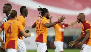Neftçi Bakü - Galatasaray maç sonucu: 1-3