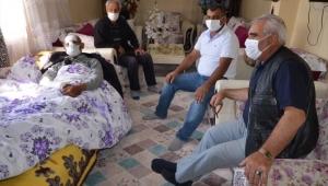 Sarıkamış ilçesinde ayı saldırısına uğrayan kişi yaralandı