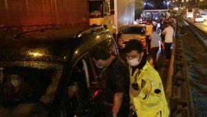 Zincirleme kaza: 28 araç birbirine girdi