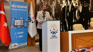 Çiğli'de dijital devrim