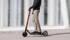 Elektrikli scooter kullanımına yeni düzenleme