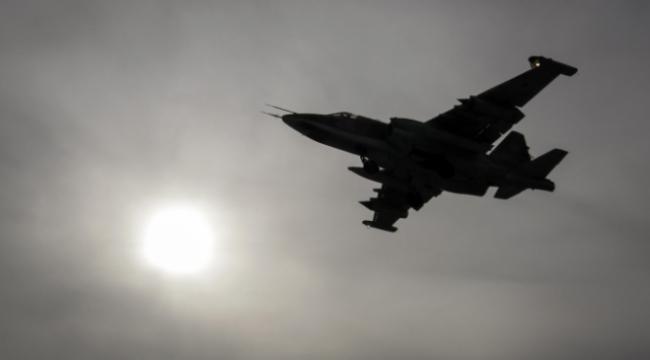 Ermenistan'ın saldırı hazırlığındaki 2 savaş uçağı düşürüldü