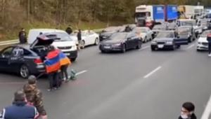 Fransa'da protestocular Türklere saldırdı: 5 yaralı var