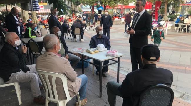 Gaziemir Belediyesi'nde deprem teyakkuzu