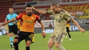 Göztepe - Fenerbahçe maç sonucu: 2-3