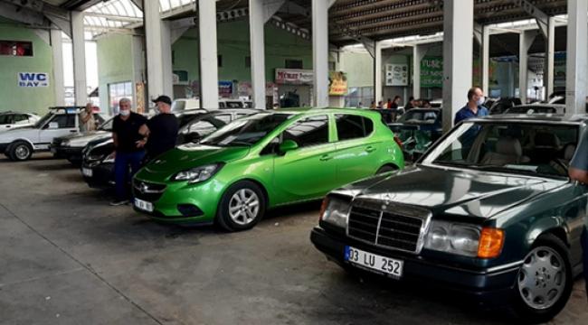 İkinci el araçlarda fiyatlar yükselmeye devam ediyor!