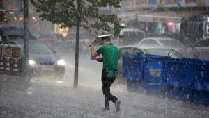 Meteoroloji'den Isparta, Antalya ve Burdur'a dolu ve sel uyarısı
