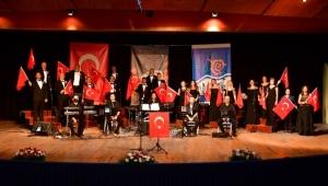 Narlıdere'de 'online' Cumhuriyet coşkusu