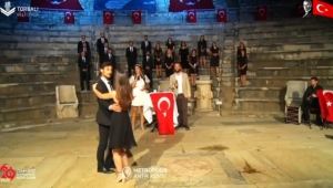 Torbalı Belediyesi 29 Ekim'i coşkuyla kutladı