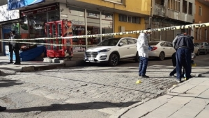 Husumet olan 2 kişi arasında silahlı kavga 1 kişi bacağından yaralandı