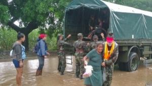 Orta Amerika'da Iota Kasırgası bilançosu: 23 ölü
