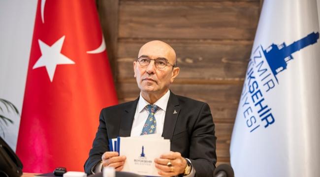 Tayvan Hükümeti'nden İzmir Büyükşehir Belediyesi'ne 70 bin dolar bağış