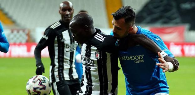 Beşiktaş - BB Erzurumspor maç sonucu: 4-0