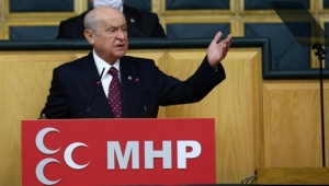 MHP Lideri Devlet Bahçeli'den İran'a Şiir Tepkisi