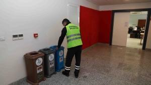 BAYRAKLI BELEDİYESİ 'SIFIR ATIK BELGESİ' ALDI