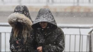 İstanbul'a yoğun kar yağışı uyarısı! Kalınlığı 15-20 cm arasında olacak