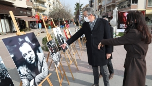 Uğur Mumcu ölümünün 28. yılında Gaziemir'de özlemle anıldı