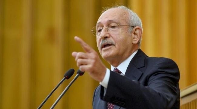 CHP Genel Başkanı Kılıçdaroğlu Grup Toplantısında Konuştu