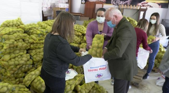 Kemalpaşa Belediyesi Sosyal Yardımlarda Hız Kesmiyor