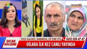 Sahte Polis Ardahan'da Dilara'yı kaçırdı iddiası