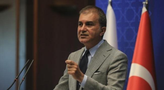 AK Parti Sözcüsü Çelik: FETÖ ile mücadele milli bir seferberliktir