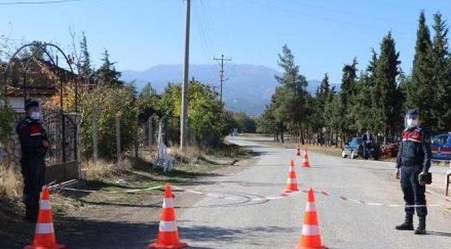 Ardahan'da 2 köy Kovid-19 nedeniyle karantinaya alındı