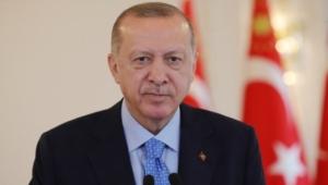 Cumhurbaşkanı Erdoğan: 'Kuzey Kıbrıs'ta oldu bittilere izin vermeyeceğimizi gösterdik'