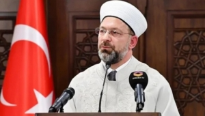 Diyanet İşleri Başkanı Prof. Dr. Ali Erbaş koronavirüse yakalandı