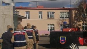 Jandarma, büyükbaş hayvan hırsızlığı gerçekleştiren 6 kişiyi yakaladı