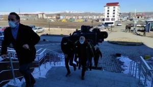 Kars'ta FETÖ zanlıları adliyede