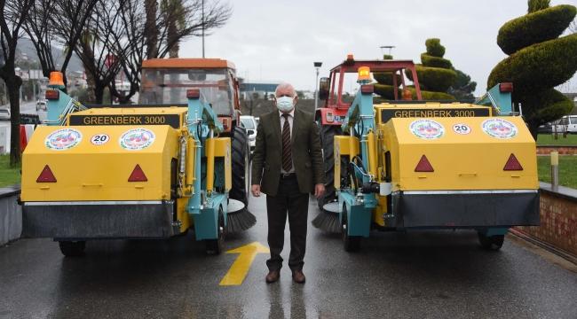 Kemalpaşa Belediyesi Araç Filosu'nu Genişletiyor