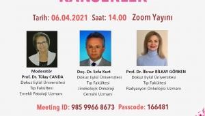 BAYRAKLI'DA 'KADIN HASTALIKLARI' SEMİNERİ