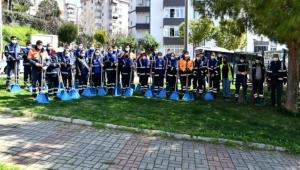 Büyükşehir'den büyük temizlik harekâtı