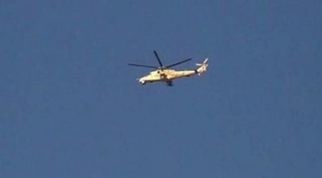 İzmir Foça'da askeri helikopter düştü:2 pilot, sağ olarak kurtuldu.