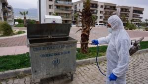 Kemalpaşa Belediyesi Haşere ve Larva ile mücadelesini hızlandırdı