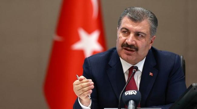 Sağlık Bakanı Koca'dan önemli açıklamalar: 45 günde tamamladık