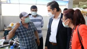 CHP İzmir Bu Kez Semt Pazarlarından Seslendi!