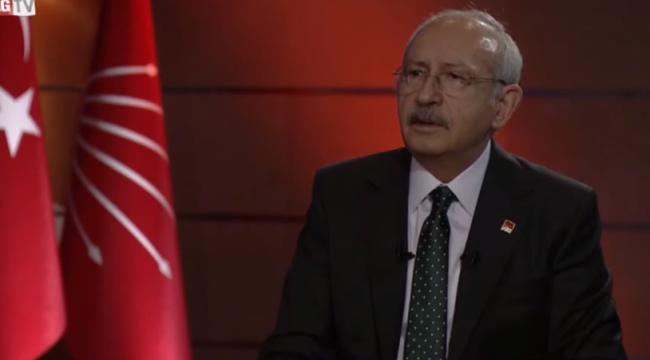 Kılıçdaroğlu: Erdoğan 51 kez seçime girmek istese YSK 'girebilir' diye karar alır