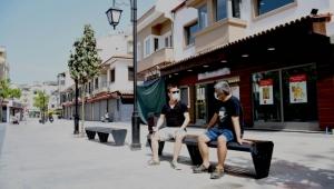 Kuşadası'nda Turistik Çarşılarına Estetik Dokunuşlar