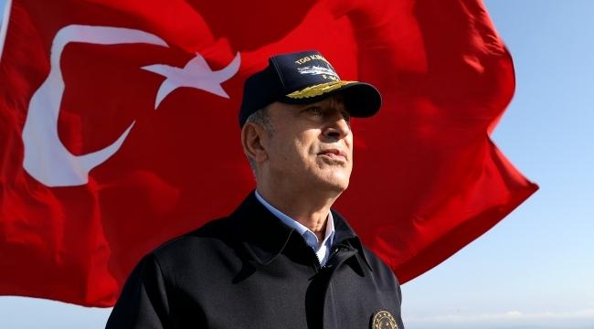 Bakan Akar: Afganistan'a yeni asker göndermemiz söz konusu değil