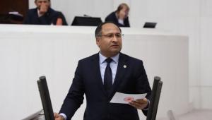 CHP'li Purçu'dan Tarımsal Kredilerin Yapılandırılmasına Dair Kanun Teklifi